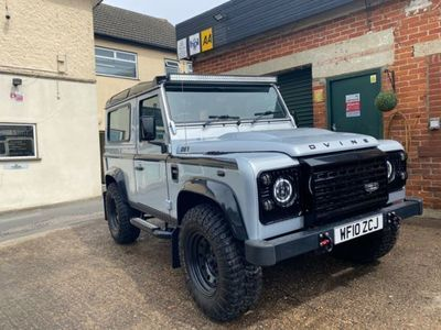 used Land Rover Defender 90 2.4 TDi XS 4X4 3dr