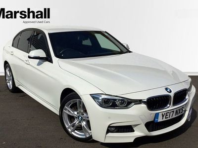 used BMW 330 3 SERIES d xDrive M Sport 4dr Step Auto diesel saloon