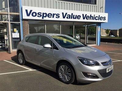 used Vauxhall Astra 1.6 CDTi 16V ecoFLEX Excite 5dr