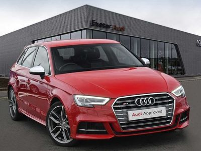 used Audi A3 S3 TFSI Quattro 5dr S Tronic Hatchback 2016