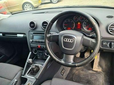 used Audi A3 2.0TD Sport Hatchback 3d