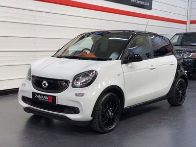 used Smart ForFour 1.0 Prime Sport (Premium) Twinamic (s/s) 5dr
