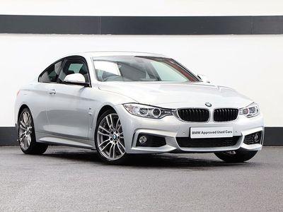 used BMW 435 4 Series i M Sport 2dr Auto [Professional Media]
