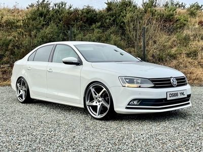 used VW Jetta 2.0 GT TDI BLUEMOTION TECHNOLOGY 4d 109 BHP