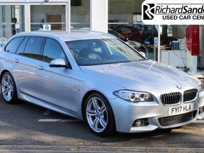 used BMW 530 5 Series 3.0 d M Sport Touring 5dr