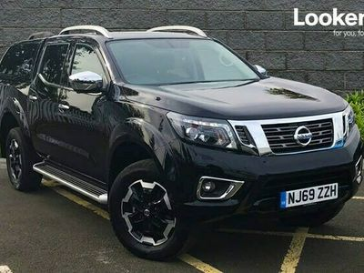 used Nissan Navara Double Cab Pick Up Tekna 2.3dCi 190 4WD Double Cab Pickup 2019