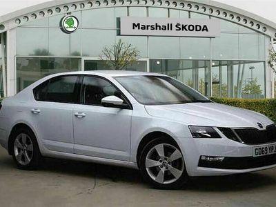 used Skoda Octavia Hatchback 1.6TDI SE Drive SCR (115ps)