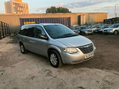 used Chrysler Grand Voyager 2.8 CRD Limited XS 5dr Auto
