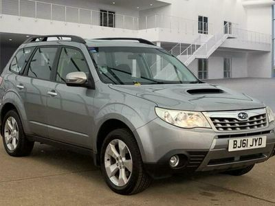 used Subaru Forester Estate 2.0D XC 5d