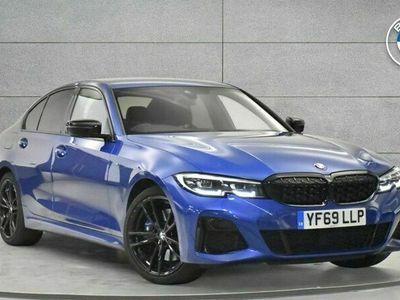 used BMW M340 3 Series i xDrive Saloon 3.0 4dr