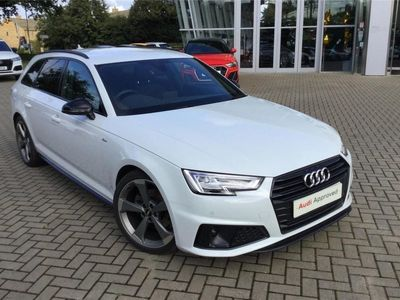 used Audi A4 35 TFSI Black Edition 5dr