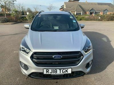 used Ford Kuga 2.0 TDCi EcoBlue ST-Line (s/s) 5dr