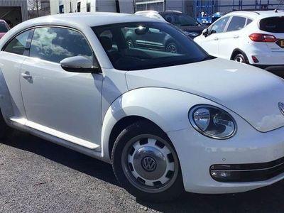 used VW Beetle 2.0 Tdi 110 Bluemotion Tech Design 3Dr