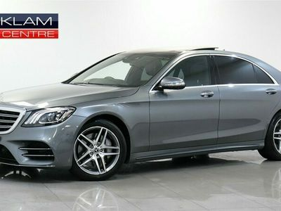 used Mercedes S350 S Class 2018 18 Mercedes2.9 D L AMG Line Executive