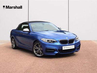 used BMW M235 2 Series2dr [Nav] Step Auto 3.0