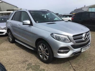 used Mercedes GLE250 Gle Class 2.1Sport (Premium) G-Tronic 4MATIC (s/s) 5dr