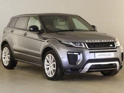used Land Rover Range Rover evoque 2.0 TD4 (180hp) HSE Dynamic Estate diesel hatchback