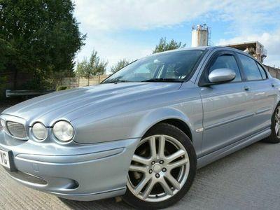 used Jaguar X-type 2.2 S 4d 152 BHP FULL 12 MONTHS MOT*LOVELY CONDITI