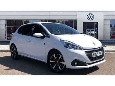 used Peugeot 208 1.2 PureTech 82 Tech Edition 5dr [Start Stop] Petrol Hatchback