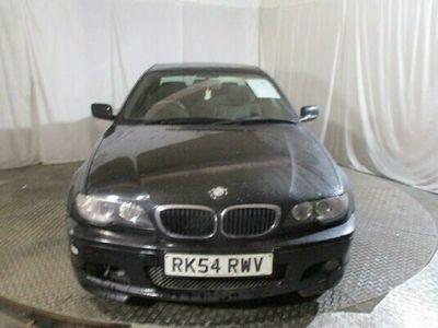 used BMW 318 3 Series Ci Sport 2-Door