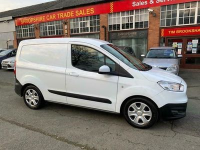 used Ford Transit TREND TDCI