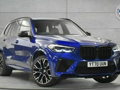 used BMW X5 M Competition 4.4 5dr