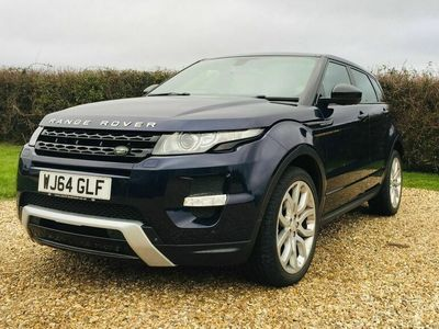 used Land Rover Range Rover evoque 2.0 SI4 Dynamic Lux AWD 5dr