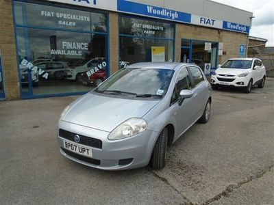 used Fiat Punto 1.2 Dynamic 5dr