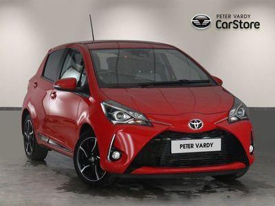 used Toyota Yaris 1.5 VVT-i Design 5dr 2017