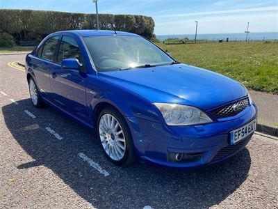 used Ford Mondeo 2.2 ST TDCI 5d 155 BHP SUPER RARE CAR LOTS OF EXTRAS COLLECTABLE Power fold