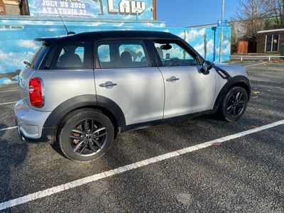 used Mini Cooper SD Countryman 2.0 5dr