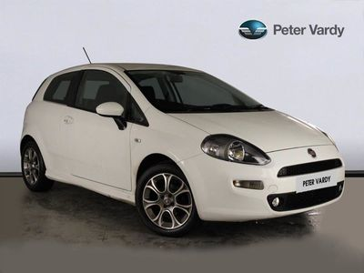 used Fiat Punto 1.2 GBT 3dr 2013