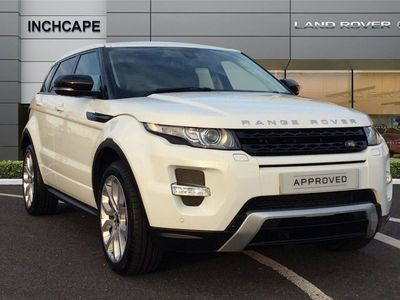 used Land Rover Range Rover evoque 2.0 Si4 Dynamic 5Dr Auto
