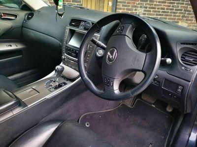 used Lexus IS250 2.5 SE-I 4dr