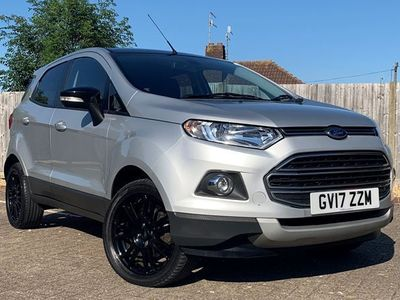 used Ford Ecosport TITANIUM S 1.0 ECOBOOST 125ps Manual