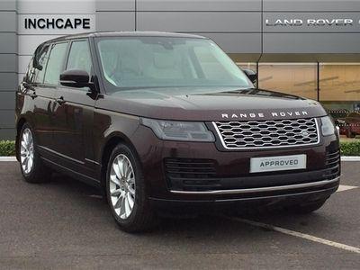 used Land Rover Range Rover 2018 Hardwick Industrial Estate 3.0 SDV6 Vogue 4dr Auto