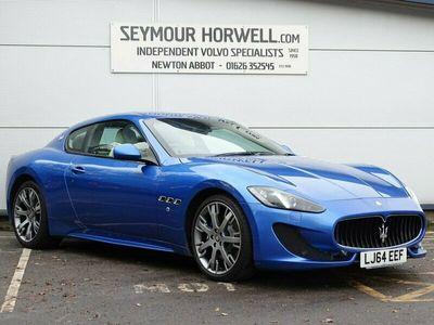 used Maserati Granturismo 4.7 V8 Sport Auto 2dr EU5
