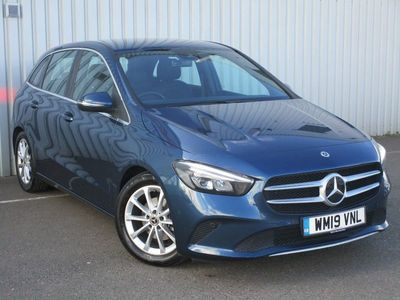used Mercedes B180 B ClassSport Executive 5dr Auto Hatchback 2019