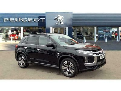 used Mitsubishi ASX 2.0 Exceed 5dr