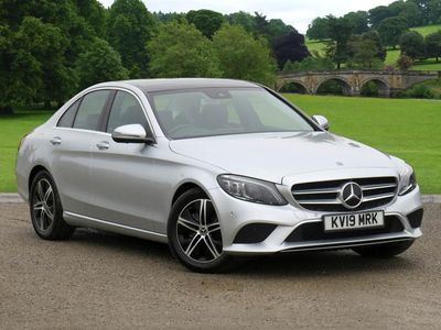 used Mercedes C220 D SPORT PREMIUM PLUS