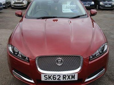 used Jaguar XF Saloon 2.2d (163bhp) SE Business 4d Auto
