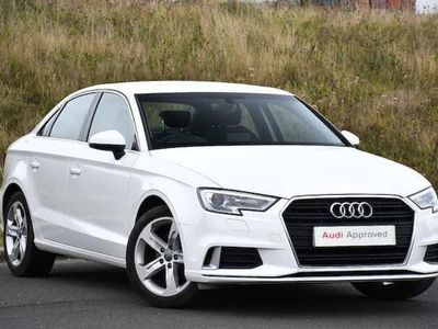 used Audi A3 Sport 1.5 Tfsi Cylinder On Demand 150 Ps 6-Speed 4-Door
