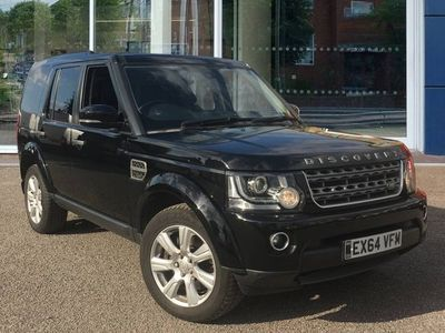 used Land Rover Discovery 3.0 SD V6 XS 4X4 5dr