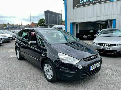 used Ford S-MAX 1.6 ZETEC TDCI S/S 5d 115 BHP 1 FORMER KEEPER, 7 SEATS