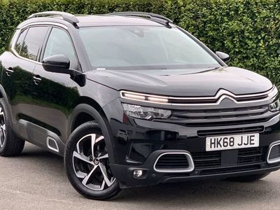 used Citroën C5 Aircross 1.5 BlueHDi Flair (s/s) 5dr