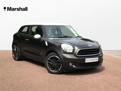 used Mini Cooper D Paceman 1.6 ALL4 3dr