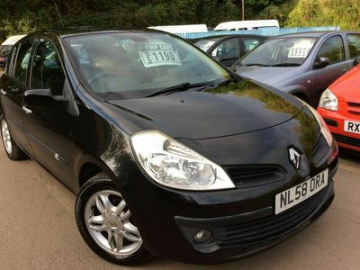 used Renault Clio 1.2 16v Expression 5dr
