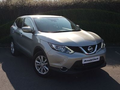 used Nissan Qashqai 1.2 DiG-T Acenta [Smart Vision Pack] 5dr Xtronic