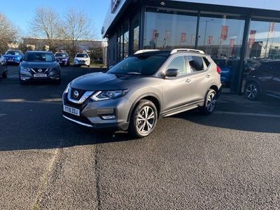 used Nissan X-Trail 1.7 dCi N-Connecta 5dr CVT Station Wagon 2019