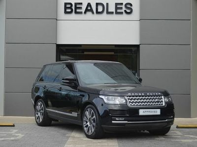 used Land Rover Range Rover 3.0 TDV6 (258hp) Vogue 5dr